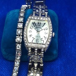 Accessories - 💎💎💎Wrist Watch & tennis bracelet
